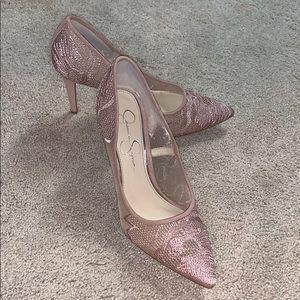 Jessica Simpson heels never worn